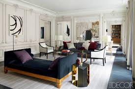 Parisian Living Room by Favorite Elle Decor Spaces Of 2013