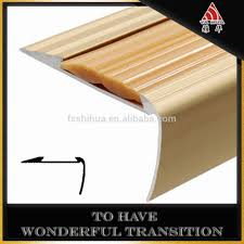 Nosing For Laminate Flooring On Stairs Anti Slip Aluminium Stair Nosing Anti Slip Aluminium Stair Nosing