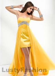 light yellow prom dresses bright yellow prom dresses lustyfashion