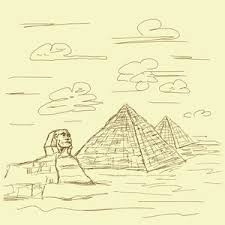 egypt pyramid royalty free stock image storyblocks