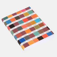 pantone chips journal color of the year