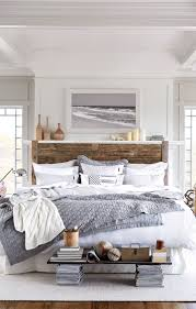Grey And White Master Bedroom Coastal Decorating Decide Your Beach Escape Master Bedroom