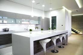 en cuisine avec eclairage pour ilot de cuisine eclairage de cuisine eclairage