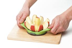 New Kitchen Gadgets by Prepworks From Progressive International Wedge And Pop Apple Pear