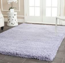 Pale Blue Rug Vibrant Lilac Ultra Lush Shag Rug Safavieh Com