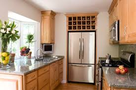 small kitchen idea a small house tour smart small kitchen design ideas