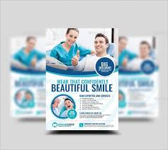 30 dental flyer templates free design ideas creative template