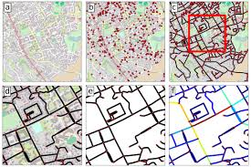 modelling patterns of burglary on street networks crime science