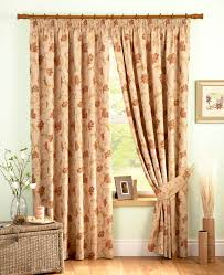 Height Of Curtains Inspiration Gold Curtain Panels Fabulous Leaf Patterns Embroidery Bedroom