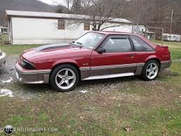 1990 ford mustang 1990 ford mustang gt id 26265