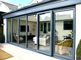 Accordion Glass Patio Doors Cost Tri Fold Patio Doors We Also Deliver Patio Doors Doors Bi