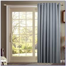 Patio Door Panel Curtains by Eclipse Patio Door Curtain Panel Patios Home Design Ideas