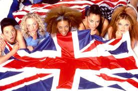 British Flag Dress Spice Girls Forever Their Best