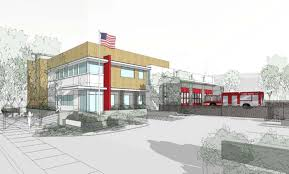 fire station floor plans design seattle djc com local business news and data construction new
