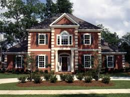 colonial home plans whitemire luxury colonial home plan 024d 0058 house plans and more