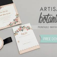 blank wedding invitation kits printable wedding invitation sets printable invitations