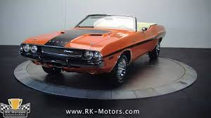 Dodge Challenger Convertible - 132121 1970 dodge challenger r t convertible youtube