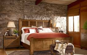 Dark Wood Bedroom Furniture Furniture Beautiful Rustic Wood Bedroom Furniture Reclaimed Wood