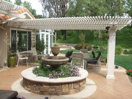 Lattice Patio Cover Design by Large Size Of Backyard Ideasuseful Backyard Covered Patio Also