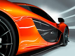 mclaren p1 side view mclaren p1 paris design concept u2013 carbon side closeup door