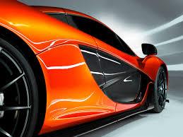 mclaren p1 side view mclaren p1 paris design concept u2013 carbon side closeup door