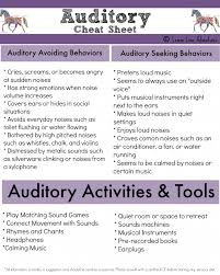 Seeking Explained Auditory System Sensory Processing Explained Sensory Processing
