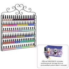 popular nail polish rack wall display buy cheap nail polish rack