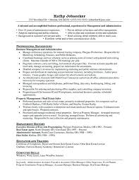 general resume objective executive manager resume exle resume general objective for