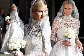 pictures of nicky s stunning wedding dress heiress - Nicky Wedding
