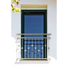 franzã sischer balkon edelstahl französische balkone geländer balkone