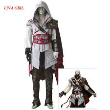 Assassin Halloween Costumes Buy Wholesale Assassin Halloween Costume China