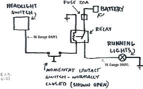 tail light blink circuits