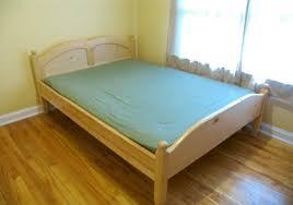 Bed Frame Plans Bed Frame Plans
