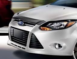 Ford Accessories Escape Hood Deflector Styled Smoke The Official Site For Ford Accessories