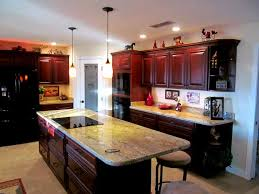 Kitchen Recessed Lights by Small Kitchen Lighting Ideas Combine Different Lights Model