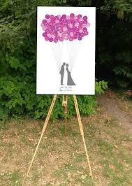 wedding guest keepsakes 11 best wedding balloon images on tree guest books