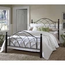 Silver Queen Bed Silver Queen Bed Bellacor