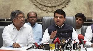 Maharashtra Cabinet Ministers Maharashtra Govt Announces Rs 34 000 Crore Farm Loan Waiver To