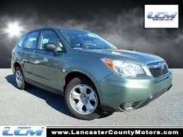 Subaru Forester Rugged Package Used Subaru Forester For Sale In Lancaster Pa Edmunds