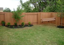 Backyard Landscaping Ideas For Privacy by Fence Wonderful Backyard Fencing Ideas 49 Outside Fence Garden