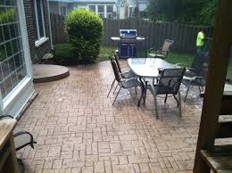 Stamped Concrete Patios Pictures by Concrete Contractors In Chicago Contractors In Chicago 630