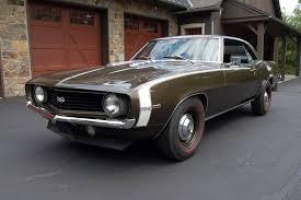 1969 camaro x11 ed s project car meet chevrolet camaro x11 trim package