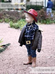 Toddler Cowgirl Halloween Costume Diy Cowboy Costume Red Window