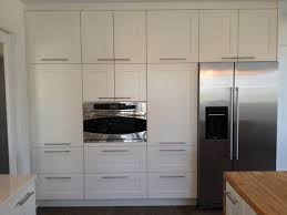 ikea kitchen base cabinets installation how to stack ikea sektion cabinets as pantry
