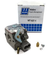 amazon com oem walbro carburetor carb wt 827 ryobi ryan 7843