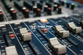 siege audio console sound siege audio mastering home