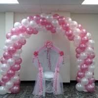 Brooklyn Baby Shower - balloon decorations for baby shower decorations for any