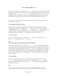 sample commercial lease termination letter tenants notice to