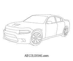 70 dodge charger coloring pages coloring pages