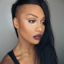 women hairstyles 2015 shorter or sides and longer in back 23 most badass shaved hairstyles for women beauty